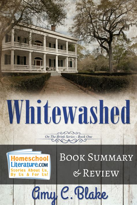 a whitewashed books whitewashed by c homeschool literature