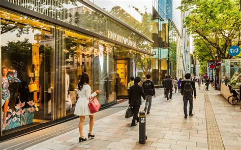 Of Shops by World S Best Cities For Shopping Travel Leisure
