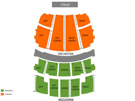peabody opera house seating chart events in st louis mo