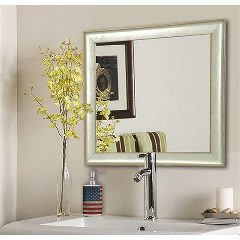 deco mirror genoa 27 in x 33 in mirror in bronze cherry deco mirror tropical 27 in x 35 in leaf mirror in bronze