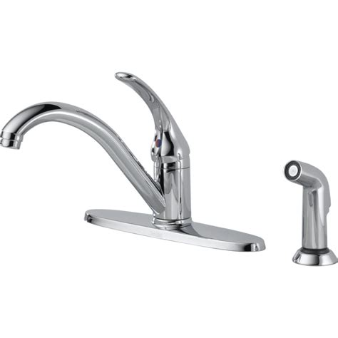 Kitchen: Exciting Delta Kitchen Sink Faucets For Modern