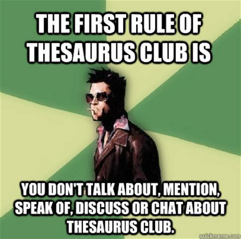 Meme Thesaurus - image gallery thesaurus meme