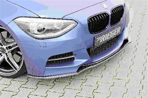 Bmw 1er F20 Katalog by Rieger Frontlippe Bmw F20 21 Jms Fahrzeugteile Tuning