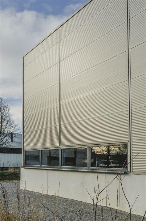 architekt leutkirch werkhalle leutkirch roterpunkt architekten