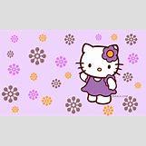Hello Kitty Purple And Blue | 1024 x 600 jpeg 99kB
