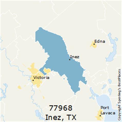 zip code map victoria tx best places to live in inez zip 77968 texas