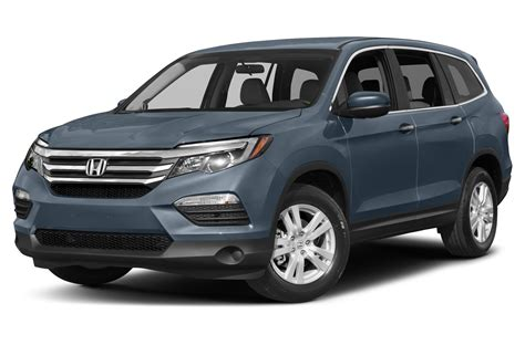 suv honda pilot new 2017 honda pilot price photos reviews safety