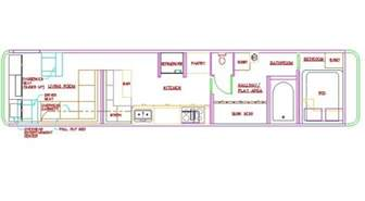 rv bus conversion floor plans image result for bus conversion floor plans floor plan