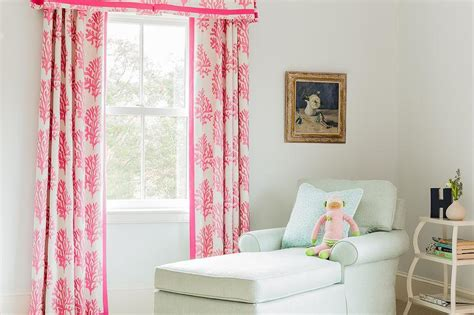 Pink And White Curtains For Nursery Pink And White Curtains For Nursery Curtain Menzilperde Net