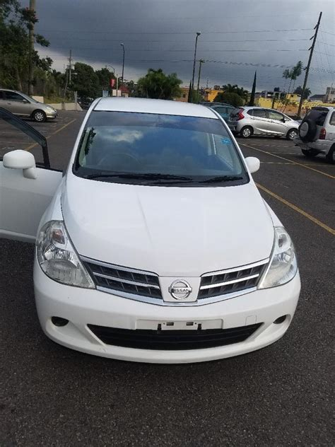 nissan tiida 2011 2011 nissan tiida for sale in mandeville manchester for