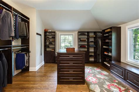 Custom Closets Nyc by Custom Walk In Closet Design Island New York