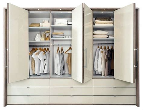 Types Of Wardrobes by Types Of Wardrobe Shutters Modspace In
