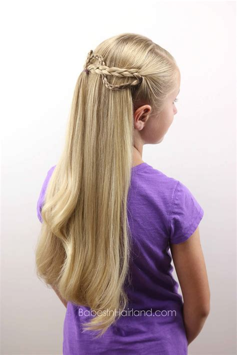 hair braided with roller outcome roller coaster braids back to school hairstyle babes