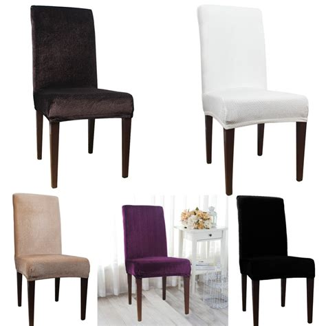 home chair cover universal polyester stretch chair cover spandex elastic