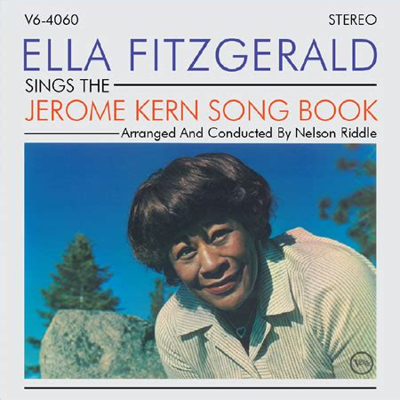 songs with our closed books ella fitzgerald ella fitzgerald sings the jerome kern