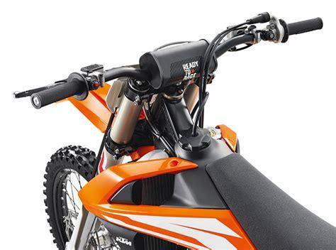 Ktm Handlebar 2016 Ktm New Model Information Dirt Bike Test