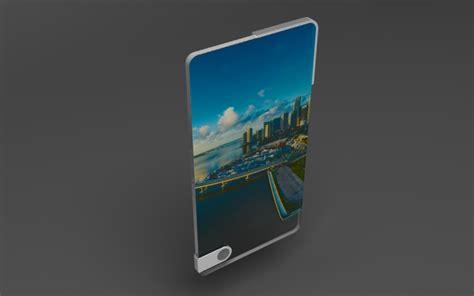 Play Around With The Yoyo Concept Phone by Future Glass Smartphone Concept Mac Funamizu Design