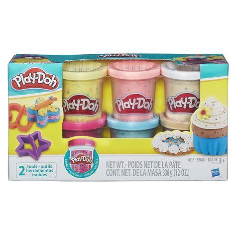 play doh play doh massa de modelar confete hasbro toymania