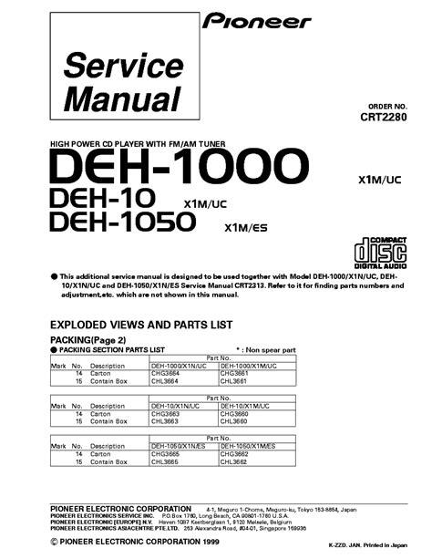 pioneer deh 3200ub wiring diagram pioneer car stereo wiring diagram deh 3200ub pioneer get