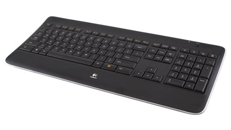 Logitech K800 K 800 K 800 Wireless Illuminated Keyboard logitech k800 wireless illuminated keyboard review