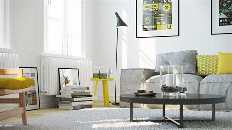 living room accents say yes to yellow 4 apartments that flaunt yellow accents