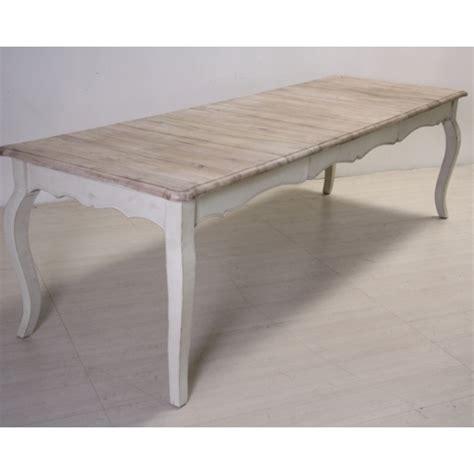 tavolo on line tavolo bianco decapato shabby chic mobili provenzali on line