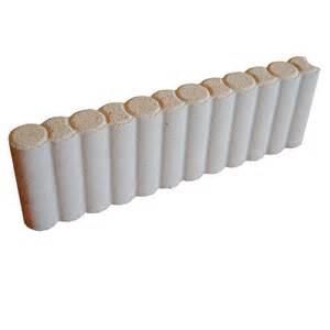 bordure b 233 ton colonnette castorama