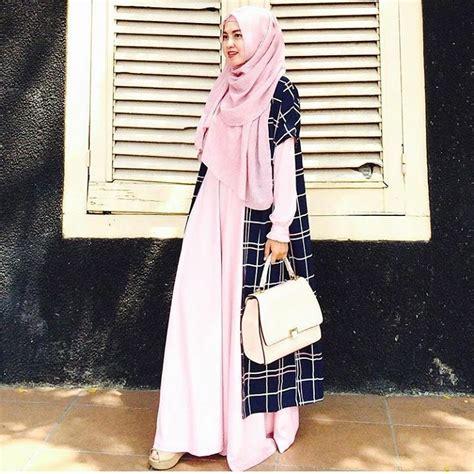 Gamis Trend 17 Model Baju Muslim Syar I 2018 Terbaru Stylish Modis Dan