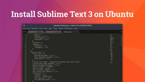how to install themes on sublime text 3 how to install sublime text 3 on ubuntu omg ubuntu