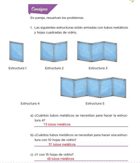 respuesta de matematicas 6 grado respuestas de el libro de matematicas 6 grado