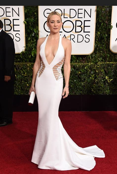 Wave Of White Gowns Hits Golden Globes by Aliexpress Buy Kate Hudson Golden Globes Fashion