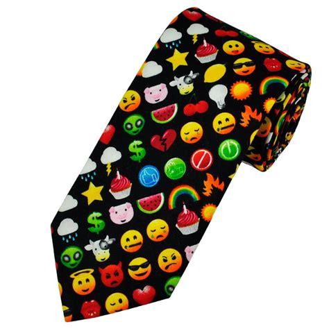 buck emoticons animals symbols cotton tie from ties