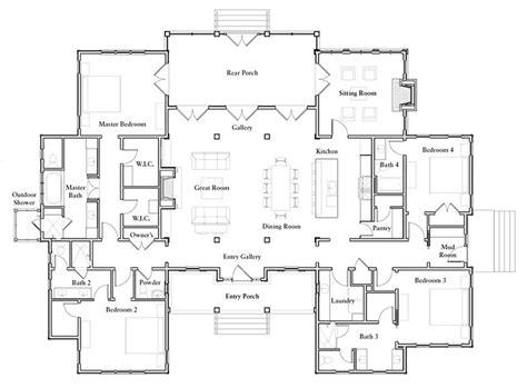 Palmetto Bluff Cottage Floor Plans Palmetto Bluff House Plans