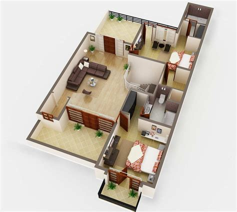 design your home realistic 3d free 3d floor plan rendering house plan service company netgains