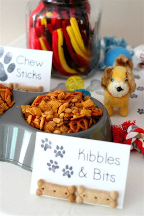 dog themed birthday games 25 best ideas about dog themed food on pinterest dog
