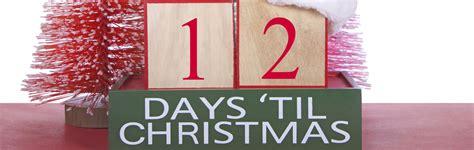 12 days till 12 days till decore
