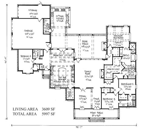 one house plans with large kitchens floor plans with large kitchens 28 images one