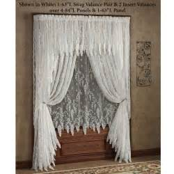 lace curtains exquisite lace curtains for your vintage home interior