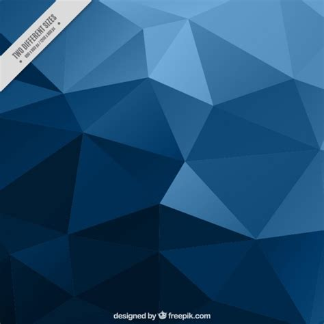 low poly background blue low poly background vector free