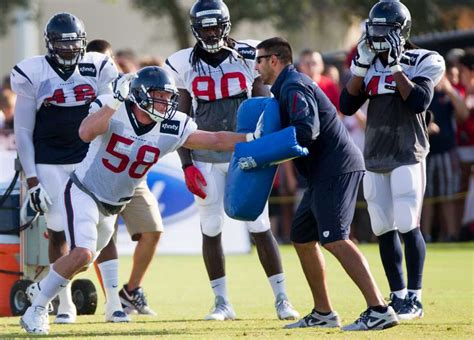 houston texans couch reed s versatility work ethic impress texans coaches