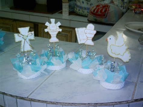 floreros de unicel manualidades rosita primera comunion 4