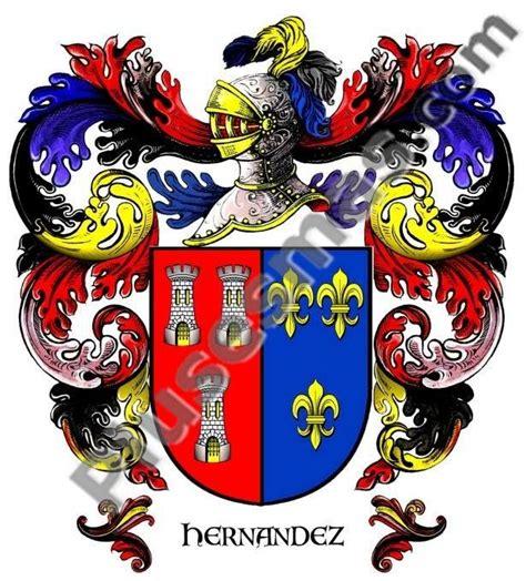 imagenes de la familia hernandez escudo del apellido hern 225 ndez