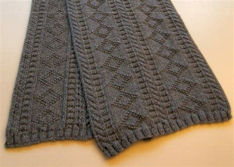 knitting pattern mens scarf easy 162 best images about sweaters de hombres on pinterest