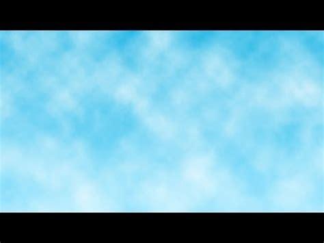 Biru Langit membuat efek langit biru awan 3 menit di photoshop panduan via