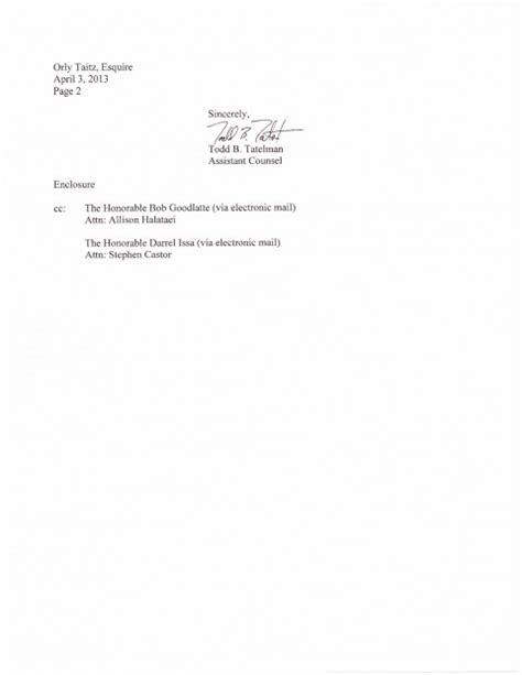 Audit Response Letter In House Counsel jpg version of the letter from the general counsel of the
