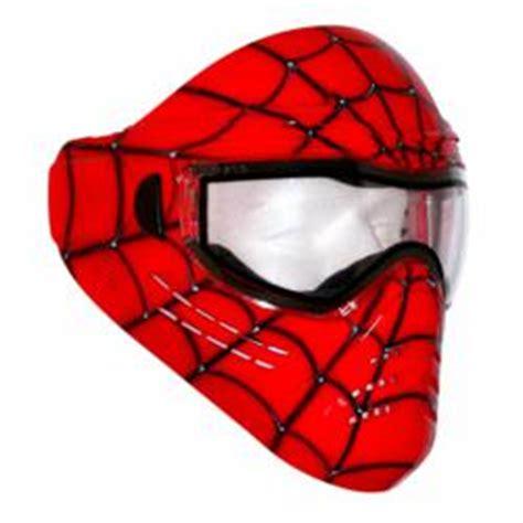Masker Respiro R2 Supertop 1 custom paintball mask paintball t