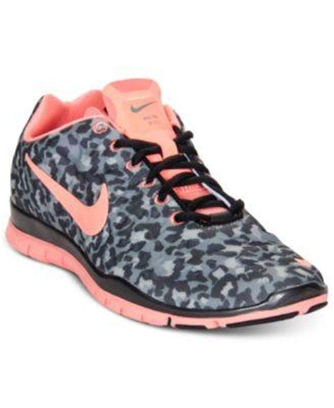 macys womens athletic shoes nike s shoes free tr print 3 cross from macys epic