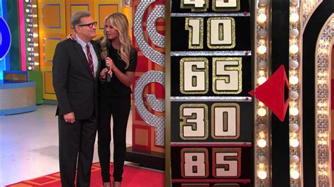 The Price the price is right nancy o dell spins the wheel