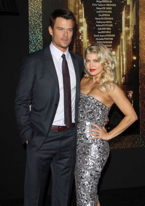 Black Eyed Peas Fergie Engaged To Josh Duhamel Reps Confirm by Josh Duhamel We To A Baby Pretty Soon