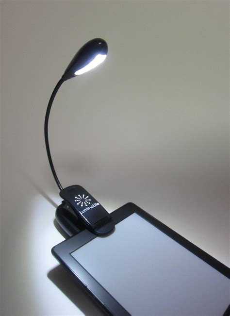 luminolite rechargeable bright 4 led book light luminolite rechargeable bright 4 led book light
